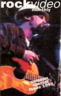 Duran duran ROCK Video Monthly Summer Special Issue 1995