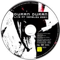 Duran duran live at wembley 2004 dvd