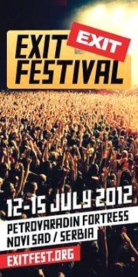 Exit Festival 2012 WIKIPEDIA DURAN DURAN POSTER