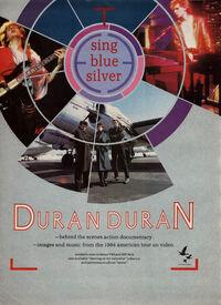 Sing Blue Silver video wikipedia duran duran advert 2