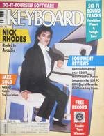 Keyboard magazine wikipedia february 1986 duran duran