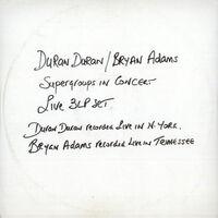 Supergroups Duran Duran & Bryan Adams wikipedia radio show album