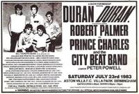ASTON VILLA PARK WIKIPEDIA DURAN DURAN FOOTBALL CLUB CONCERT 1983