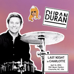 Last Night In Charlotte wikipedia duran duran band discogs bootleg