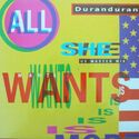 11 ALL SHE WANTS IS US MASTER MIX ITALY 14 2031646 DURAN DURAN SINGLE DISCOGRAPHY DISCOGS WIKI