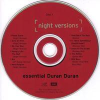 Essential night versions DOUBLE CD · EMI RECORDS · USA · 72434-93922-0-5 duran duran wikipedia album 2