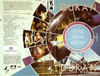 T2 VHS · PALACE BENELUX-PMI-EMI · THE NETHERLANDS · PPS 2086 sing blue silver video duran duran wikipedia