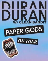 Duran duran wikipedia paper gods album tour