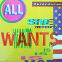 19 all she wants is us master mix netherlands K 060 20 3164 5 single duran duran discography discogs wikipedia