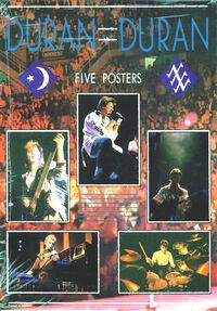 Duran-Duran-Five-Posters