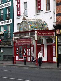 Olympic Theatre, Dublin wikipedia duran duran