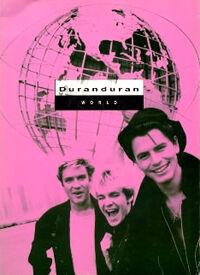 Duran duran world book