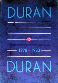 Official 1978-1983 Fan Club Booklet duran duran