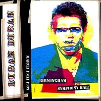 Birmingham 1993 duran duran
