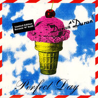 76 perfect day cover song single lou reed uk Parlophone – DD 20 duran duran cd discography discogs wiki