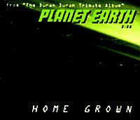 Home grown U5P1234 us promo planet earth