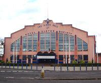 The King's Hall Complex wikipedia duran duran belfast