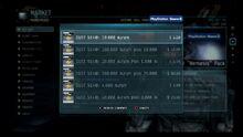 PlayStation Store screenshot