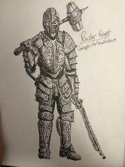 Powder Knight
