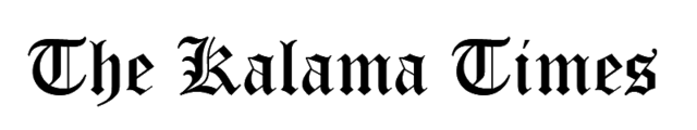 File:The Kalama Times wordmark.png