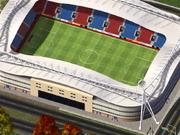 Montero Stadium fall