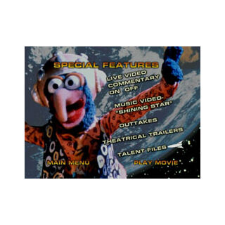 Muppets From Space - Special Features Screenshot