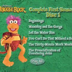Fraggle Rock Season 1 - Disc One Screenshot