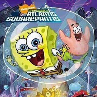 Spongebob's Atlantis Squarepants