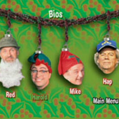 It's a Wonderful Red Green Christmas - Bios
