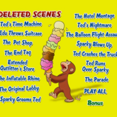 Deleted Scenes Menu