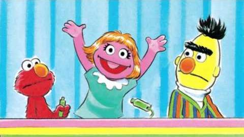 Sesame Street - Alphabet Storybooks (Q)