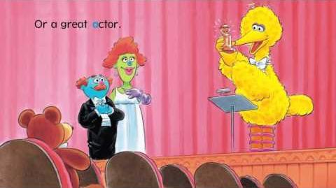Sesame Street - Alphabet Storybooks (A)