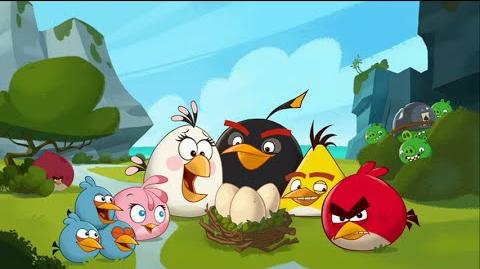 Angry Birds Toons - Meet the Flock Featurette