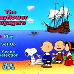 The Mayflower Voyagers Menu