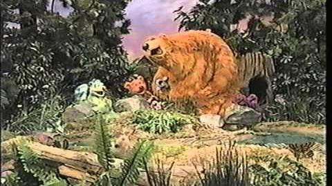 Bear In The Big Blue House VHS Trailer
