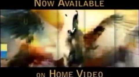 Columbia Tristar Home Entertainment (2001) Now Available on Home Video bumper