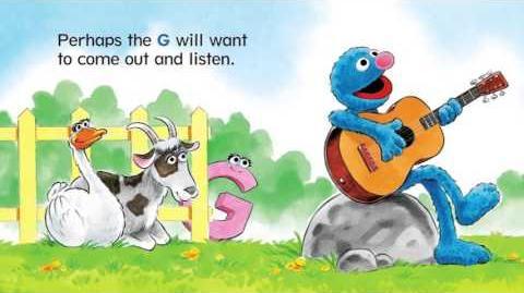Sesame Street - Alphabet Storybooks (G)