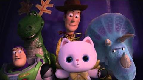 Toy Story That Time Forgot Trailer (Now on Home Video) French