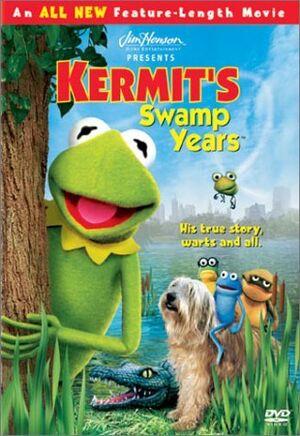 Kermitswamp dvd