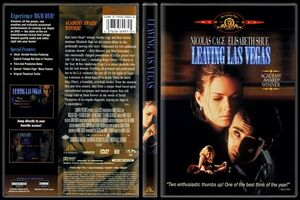 Leaving Las Vegas - Dvd Cover