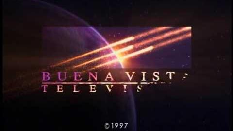 Buena Vista Television (1997) Copyright Stamp