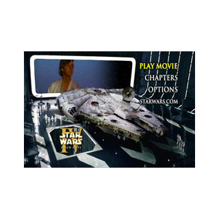 Star Wars: A New Hope - Death Star Main Menu Screenshot