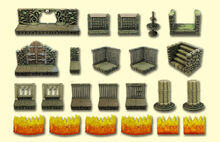 Resin Dungeon Wicked Additions 3 Set