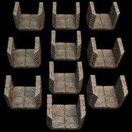 GT5-DP4-U - Store - Dungeon Passage Pack 4