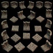 GT5-1U - Store - Basic Cavern Set