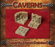 GT5-1-P Pieces Cavern Set