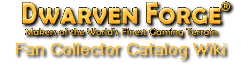 Dwarven Forge Collector Catalog Wikia