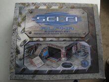 SF-003 box Sci-Fi Alpha Set