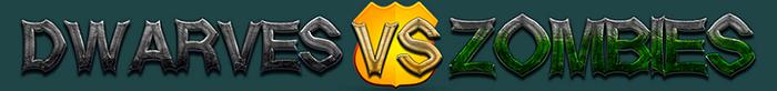 Dwarves vs. Zombies Logo