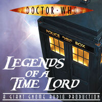 Giant Gnome Legends of a Time Lord Cover